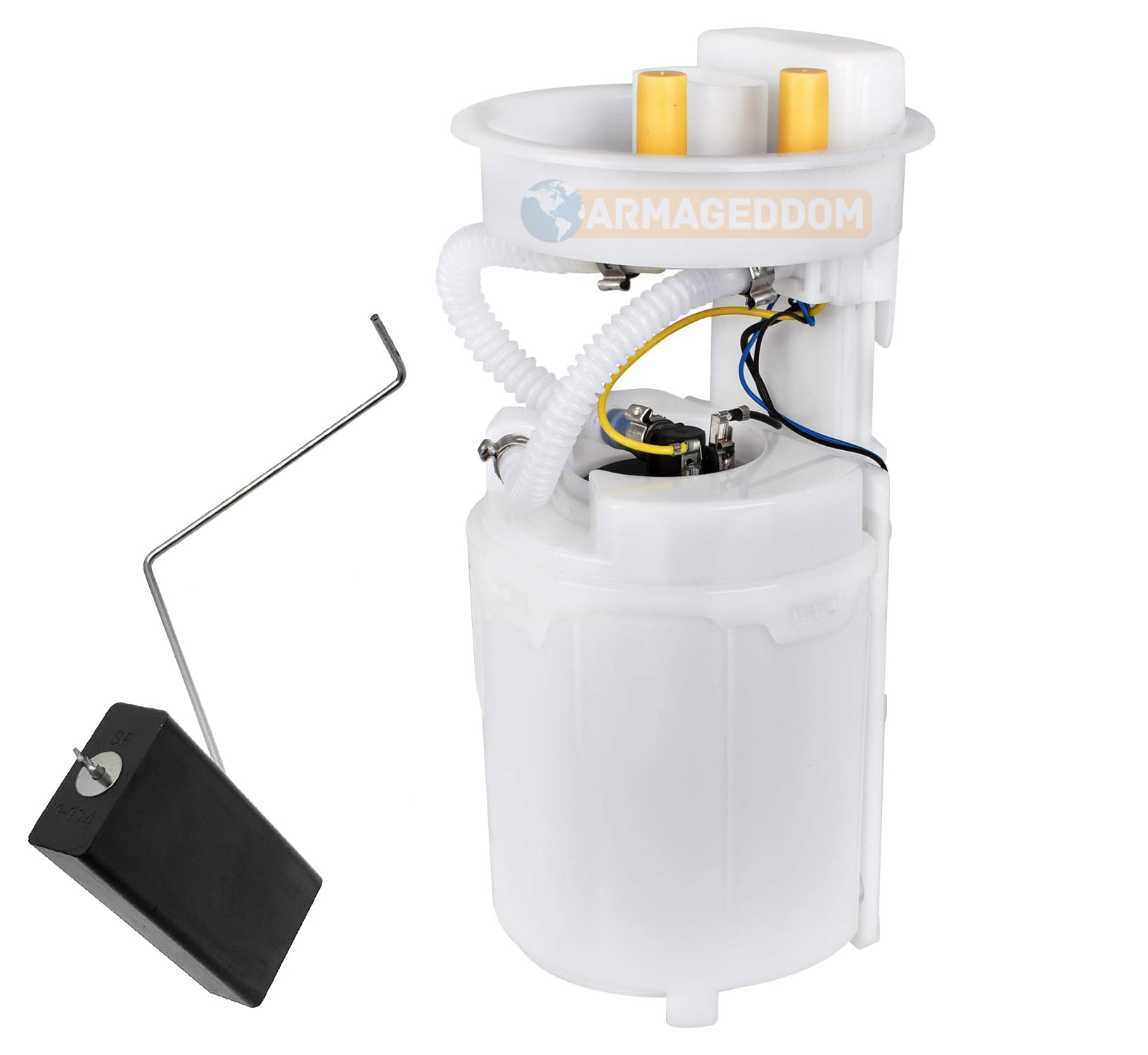 Bomba Combustivel Gasolina Completa Polo 1.8 Bora 1.6 99/...