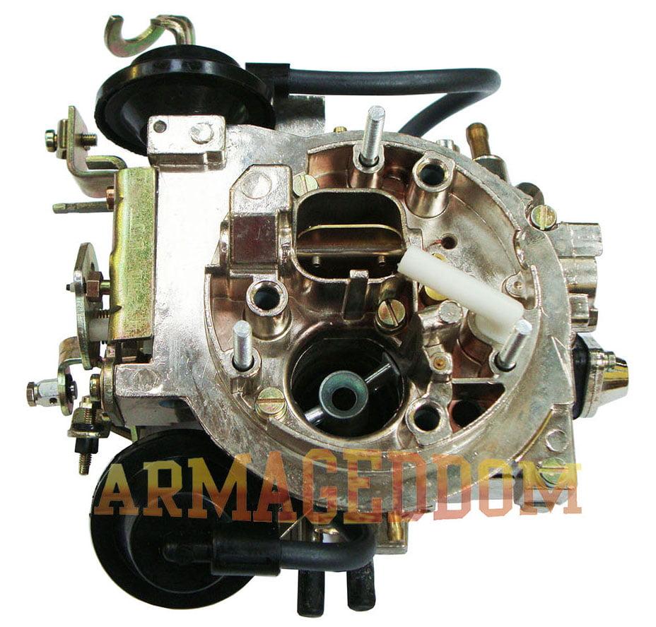 Carburador Gol Santana Voyage Parati Ap 1.8 2e Alcool