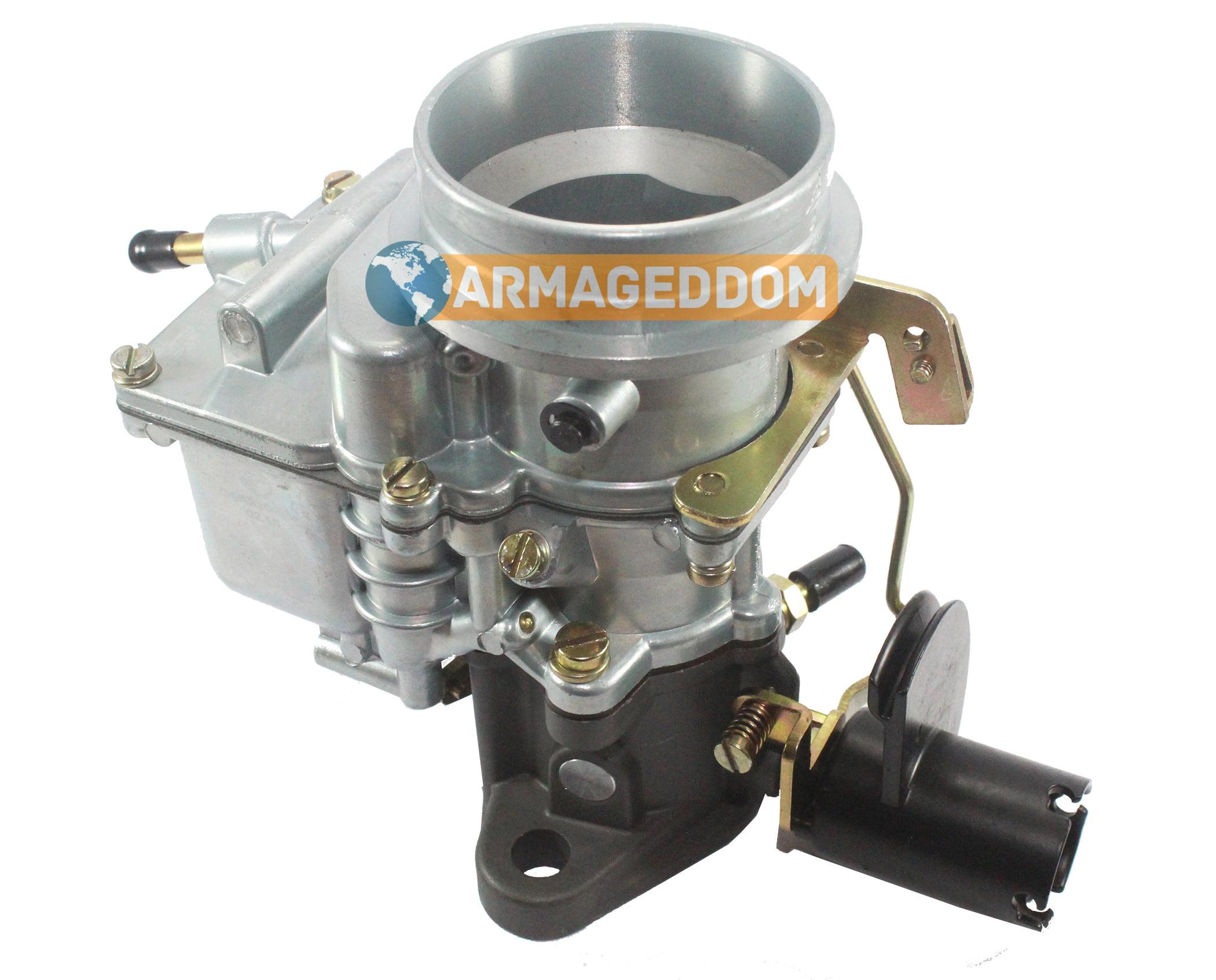 Carburador Opala Caravan 4cc Gasolina Dfv 228