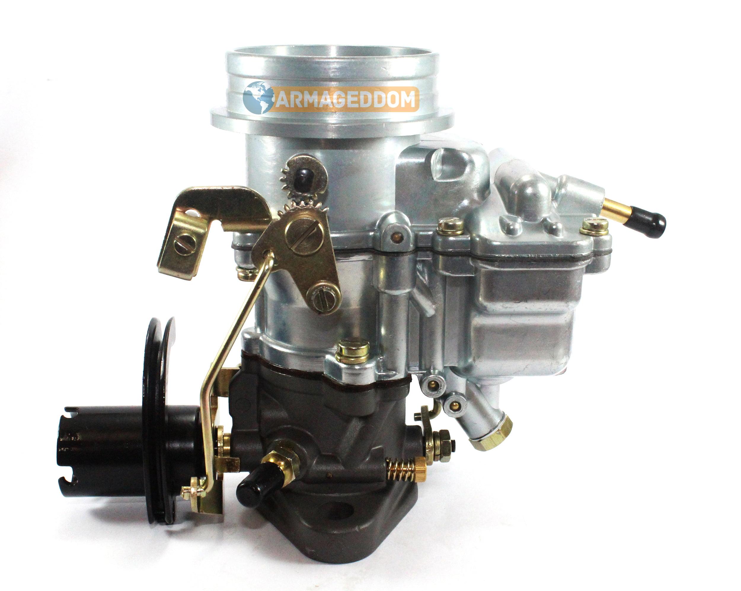 Carburador Opala Caravan 6cc Gasolina Dfv 228