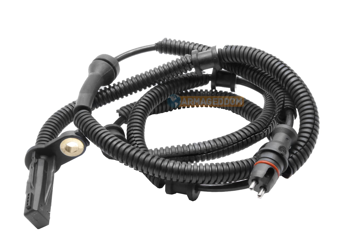 Sensor Freio Abs Roda Traseira Renault Master 2000 Até 2012