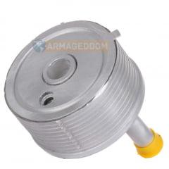 Radiador Resfriador Oleo Cambio Automatico Jetta 2.5 2006/..