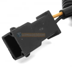 Sensor Abs Traseiro Direito Esquerdo A4 1.8 Turbo A4 2.8 V6