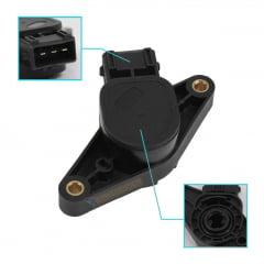 Sensor De Borboleta Xantia Bx Ducato 206 306 405 Boxer Novo