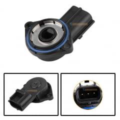 Sensor Posição Borboleta Tps Ford Fiesta Focus Ecosport Ka Mondeo Ranger 988f9b989bb